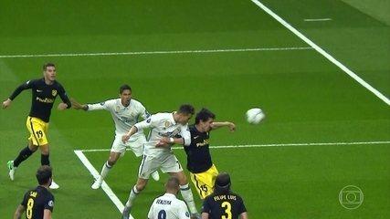 Melhores momentos de Real Madrid 3 x 0 Atlético de Madrid pela Liga dos Campeões da UEFA