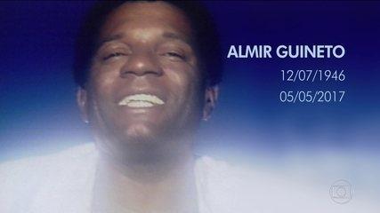 Morre no Rio o sambista Almir Guineto aos 70 anos