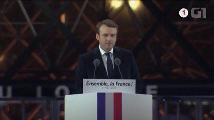 10 fatos para entender a vitória de Macron na França
