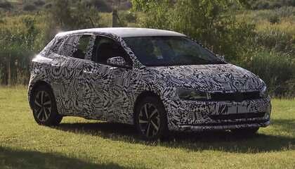 Novo Volkswagen Polo será feito no Brasil em 2017