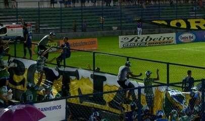 Os gols de River-PI 1 x 3 Altos pela final do returno do Campeonato Piauiense