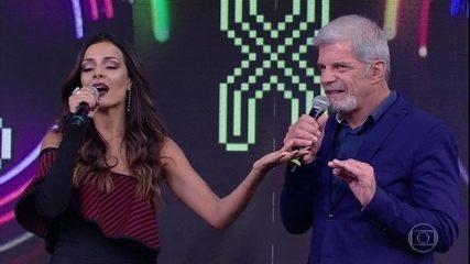 Raul Gazolla e Michelle Martins acertam mais uma música no 'Ding Dong'