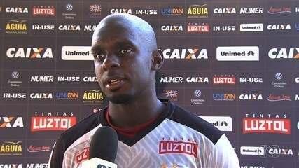 Kléver pode perder vaga no time titular do Dragão para Felipe
