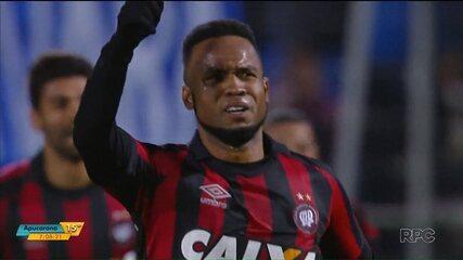 Atlético-PR está nas oitavas de final da Libertadores