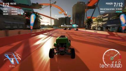 Forza Horizon 3: DLC Hot Wheels - Gameplay comentado