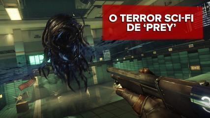 Veja cenas de 'Prey', novo game dos criadores de 'Dishonored'