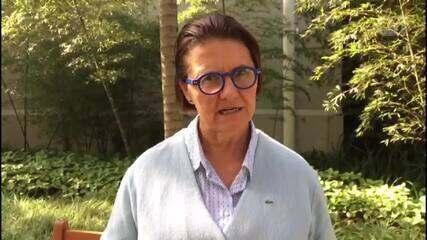 Pediatra Ana Escobar comenta sobre impacto do uso de celular pelos pais na relação com filhos