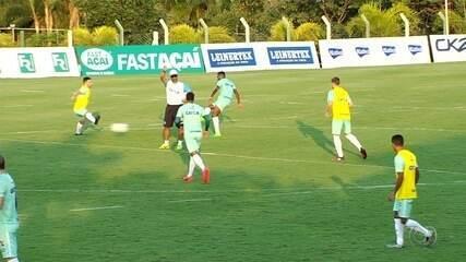 Goiás enfrenta o Brasil de Pelotas nesta sexta-feira no Serra Dourada
