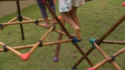 O bambu enquanto desenvolvedor de consciência e resistência na vida das crianças
