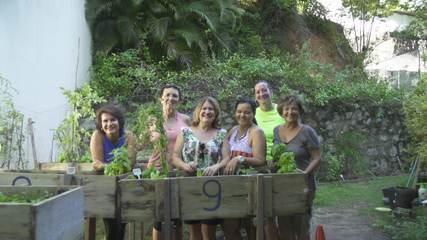 O quinto episódio de 'Cidade Verde' mostra a vida sustentável associada à empatia