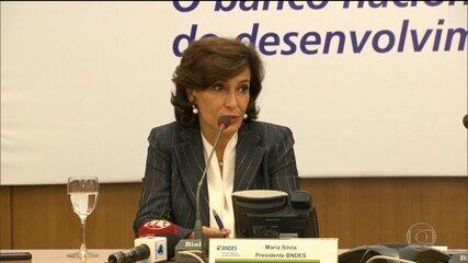 Após um ano na presidência do BNDES, Maria Silvia pede demissão
