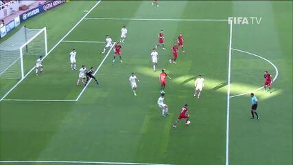 Melhores momentos de Portugal 2 x 1 Irã pelo Mundial sub-20