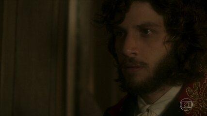 Joaquim se aproxima da casa de Anna