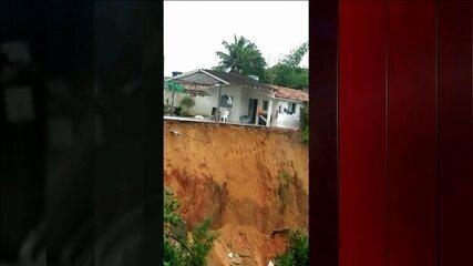 Chuva forte deixa quatro mortos e dezenas de feridos na Grande Maceió