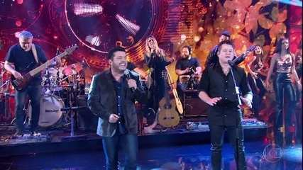 Bruno & Marrone canta 'Choram as Rosas'