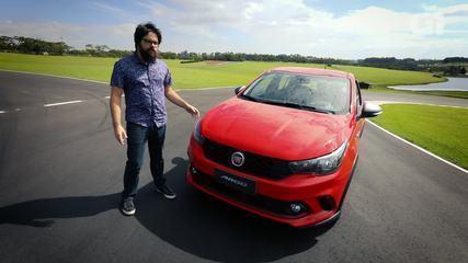 Fiat Argo: veja como anda a versão esportiva HGT 1.8