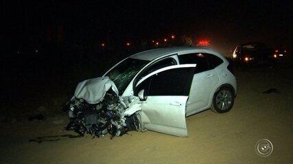 Morrem duas das vítimas de acidente na Rodovia Lívio Tagliassachi em São Roque
