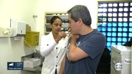 Governo de São Paulo estuda liberação da vacina contra gripe para toda a população