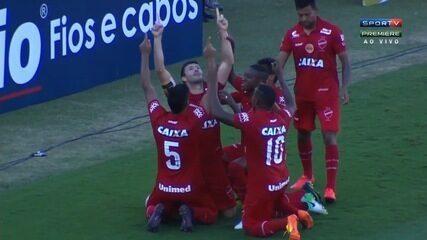 Veja os gols do jogo entre Vila Nova e Guarani