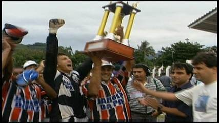 Os melhores momentos de Mimosense 0 x 0 Serra, pela Série B do Campeonato Capixaba 1997