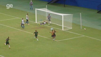 Veja o gol da vitória do Manaus FC sobre o Nacional