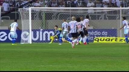 Melhores momentos: Atlético-MG 1 x 0 Avaí pela 5ª rodada do Campeonato Brasileiro