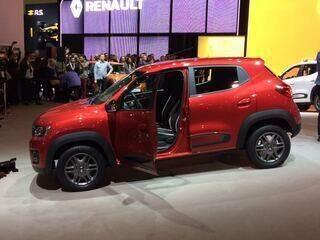 Conheça o Renault Kwid, que será um dos carros mais baratos do Brasil