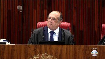 TSE rejeita o pedido de cassação da chapa Dilma-Temer