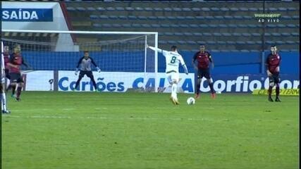 Oeste x Luverdense:  Veja os melhores momentos da partida pela Série B do Brasileiro