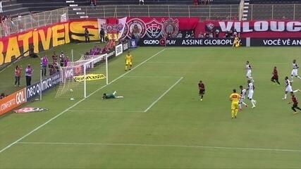 Melhores momentos: Vitória 2 x 0 Atlético-MG pela 6ª rodada do Campeonato Brasileiro