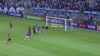 Melhores momentos: Cruzeiro 2 x 0 Atlético-GO pela 6ª rodada do Campeonato Brasileiro
