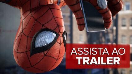 E3 2017: Sony demonstra gameplay de 'Spider-Man'