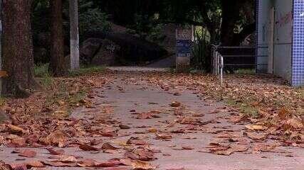 Estudantes da Ufes reclamam de situação de abandono