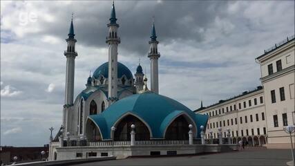 Com maioria da população muçulmana, Kazan é exemplo de tolerância na Rússia