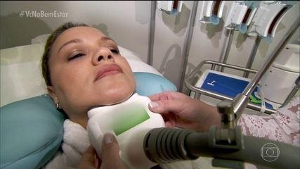 Novos tratamentos prometem acabar com a papada logo abaixo do pescoço