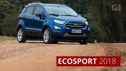 Ford EcoSport evolui para brigar com novos líderes em SUVs