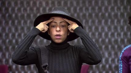 Confira os bastidores e a caracterização de Samantha Schmütz em Jackson 5