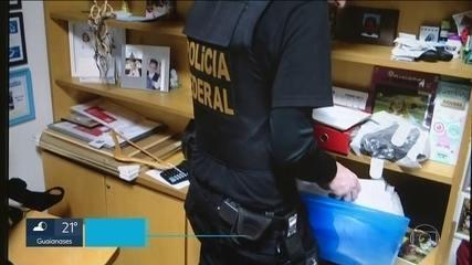 Operação da PF manda para cadeia pelo menos 10 contrabandistas de cigarros