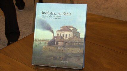Livro conta história da Indústria na Bahia