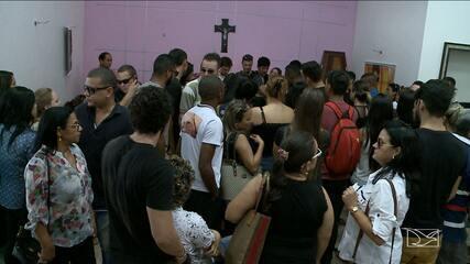 Corpo de maranhense assassinado em Brasília é velado no MA