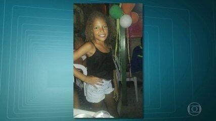 Em dois dias seguidos,meninas são vítimas de balas perdidas na região metropolitana do Rio