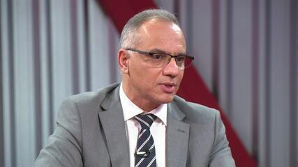 """""""País está com calamidade pública moral"""", diz secretário de Segurança do Rio, Roberto Sá"""