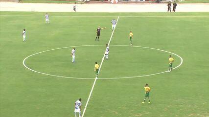 Em casa, CSA empata com o Cuiabá por 0 a 0