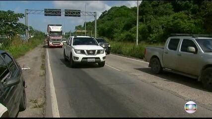 Governo promete ação emergencial para a BR-101 no Grande Recife