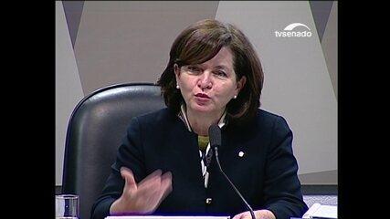 Raquel Dodge fala sobre políticas de armas e estatuto do desarmamento no país