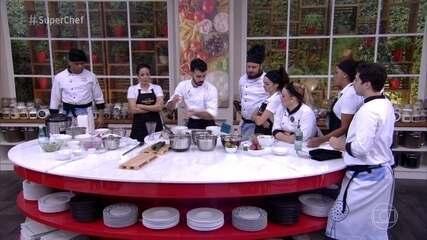 Poke do 'Super Chef 2017'