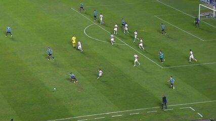 Melhores momentos de São Paulo 1 x 1 Grêmio pela 16ª rodada do Campeonato Brasileiro