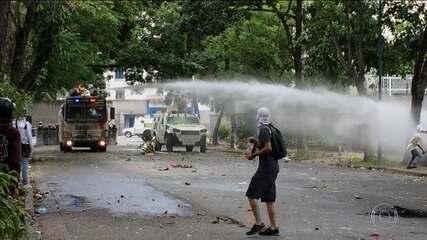 Maduro proíbe protestos na Venezuela para não atrapalhar Constituinte