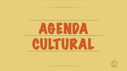 Confira as dicas da agenda cultural para SC neste fim de semana