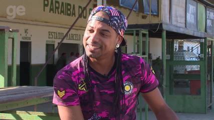 Conheça Fábio Paim, novo reforço do Paraíba do Sul